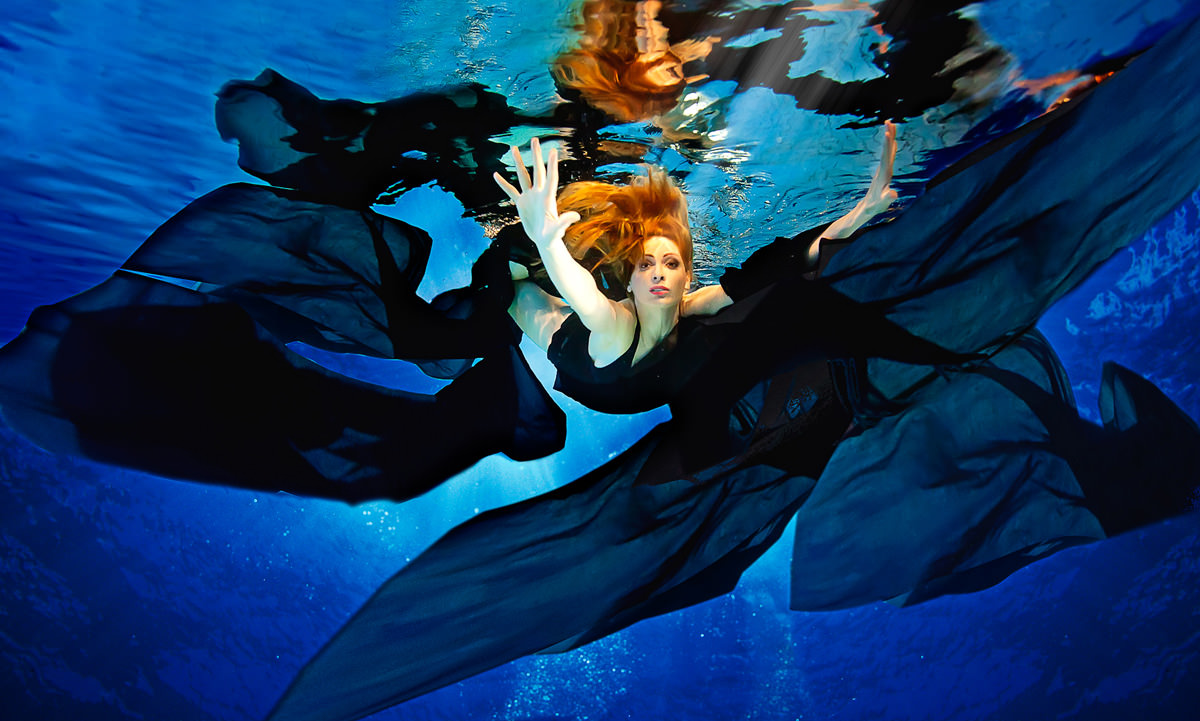 How to edit underwater photos in Photoshop – tips and peculiarities